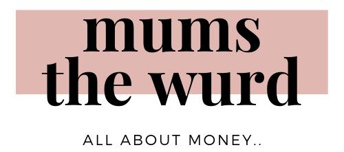 Mums The Wurd