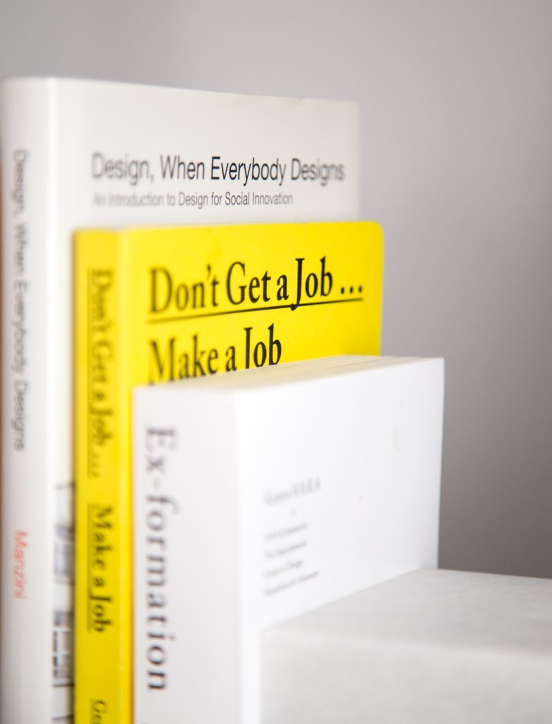 don't get a job, make a job book